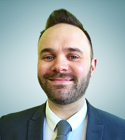 Mark Bates - Sales Manager
