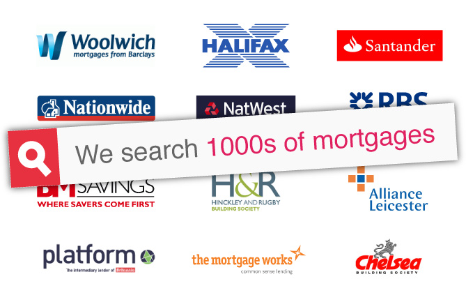 Mortgage lenders in Surrey, Sussex & Hampshire