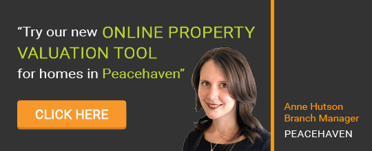 Online Valuation Tool website banner Peacehaven