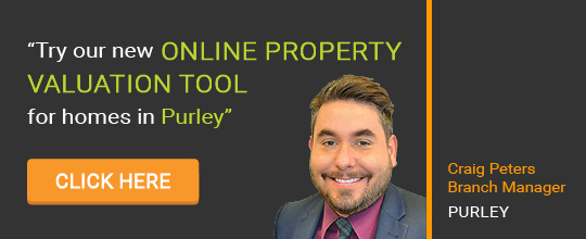 Online Valuation Tool website banner Purley
