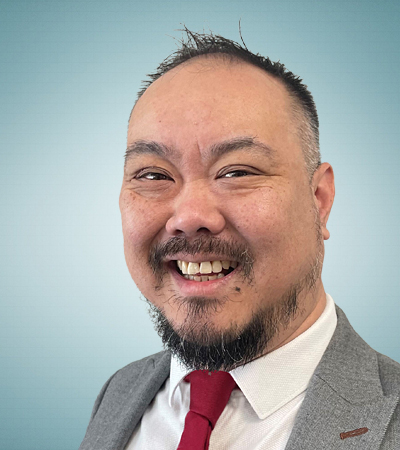 Rocco Fung, Senior Branch Manager