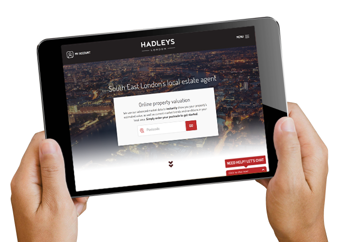 Try our instant online valuation tool