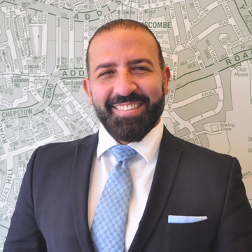 Danny Poulton-Midani, Branch Partner | Hadleys London